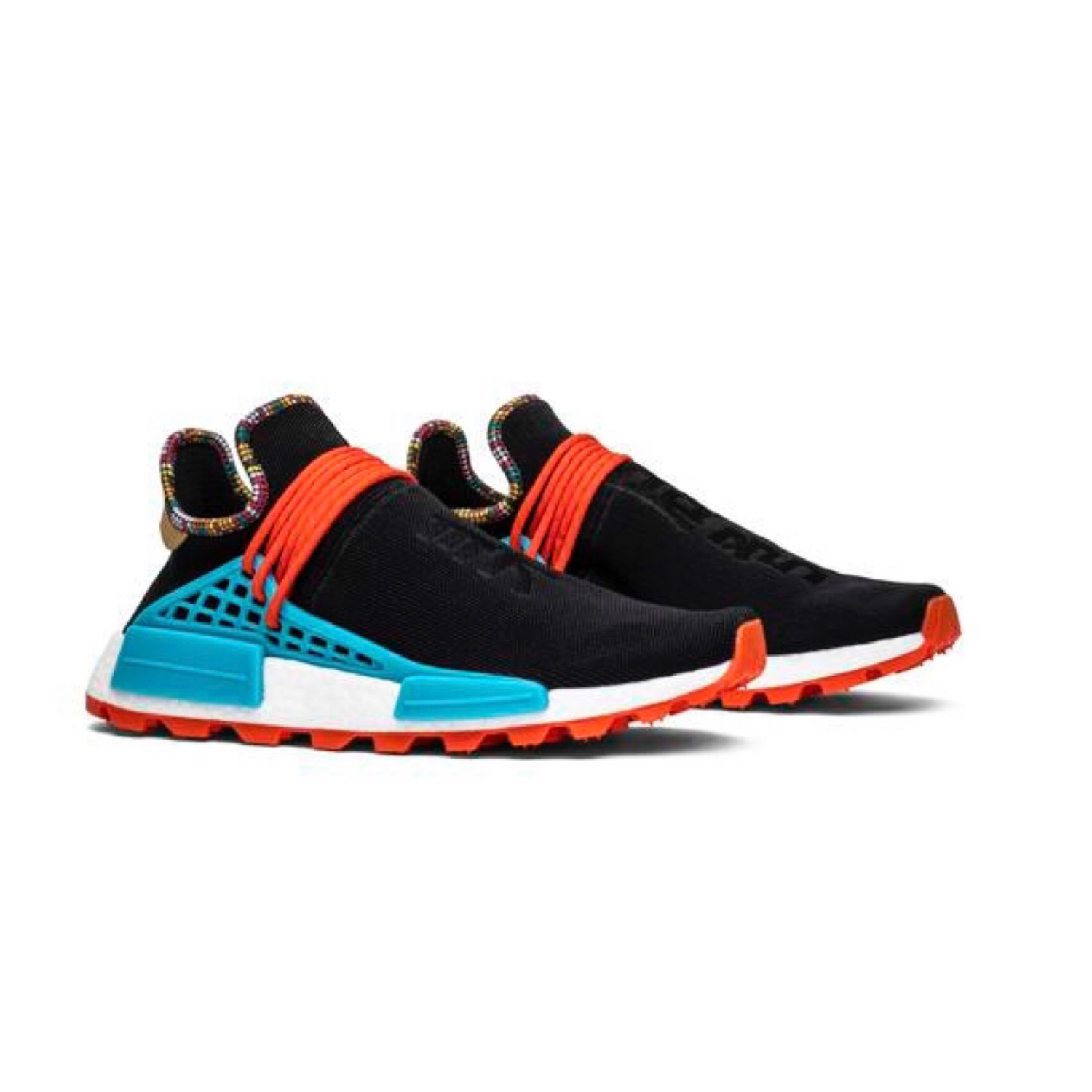 reputable site 58a42 becf7 Pharrell Williams X Adidas Nmd Human Race