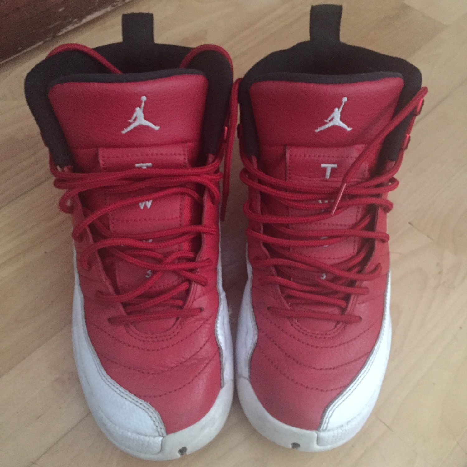 hot sale online e7ac6 f1a66 Jordan Retro 12 Gym Red Offer Your Price Or Trade