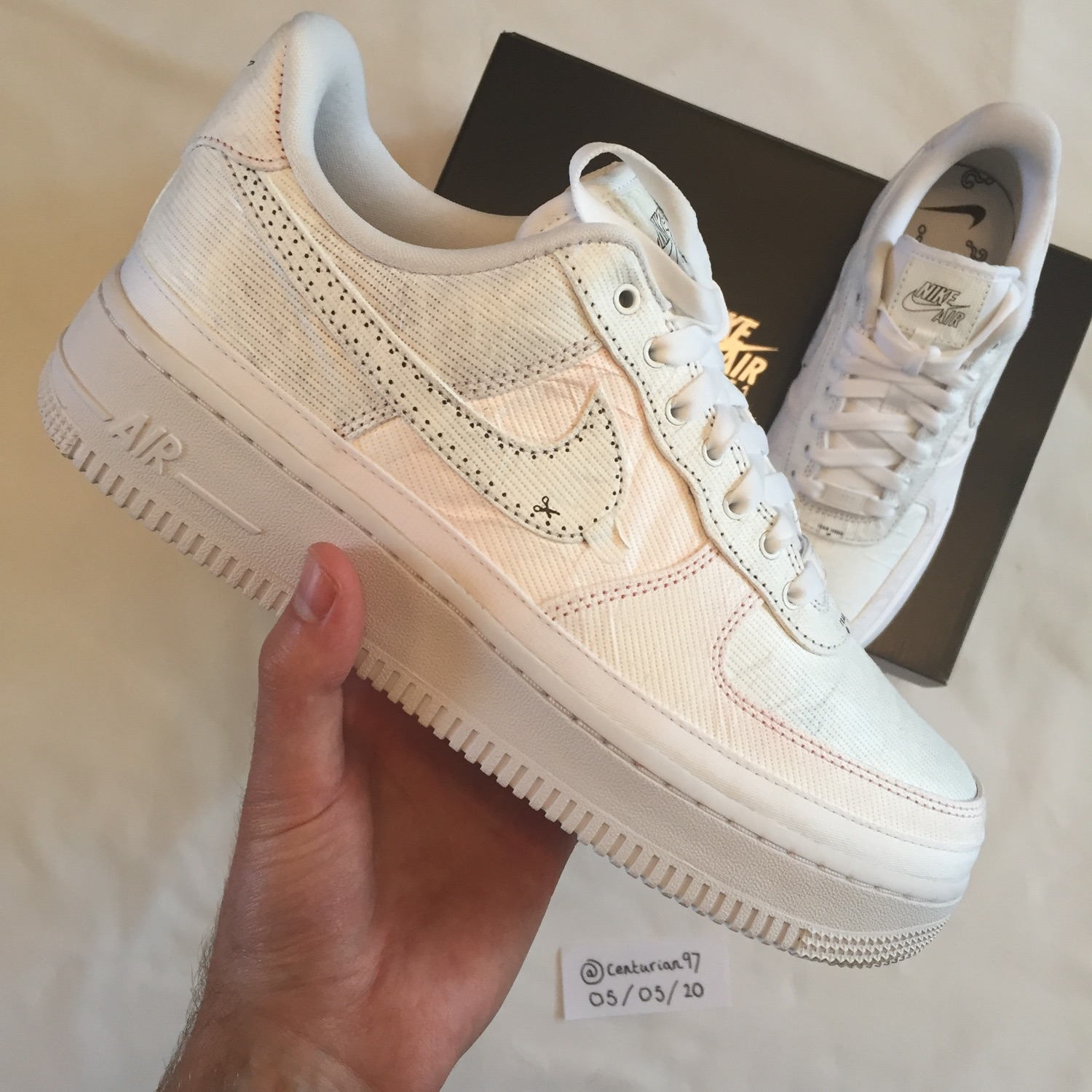 Nike Air Force 1 Reveal Women Sneaker White