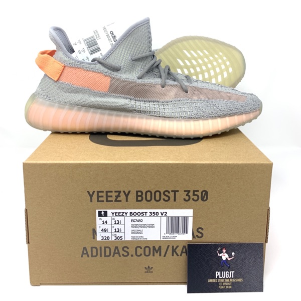 Yeezy Boost 350 V2 True Form Trfrm Uk 13.5 Us 14