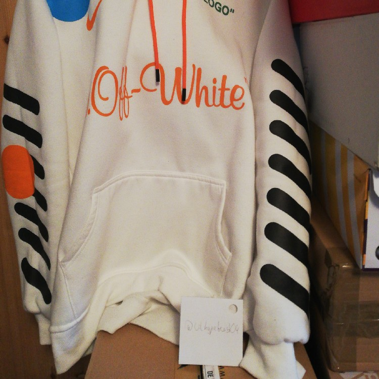 Off White X Nike Hoodie Not Supreme Gucci Palace Balenciaga Tnf The North Face