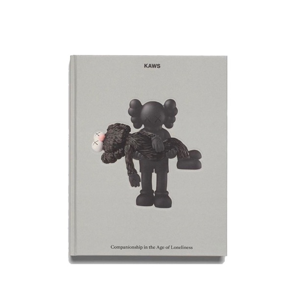 Kaws Age Of Loneliness Book
