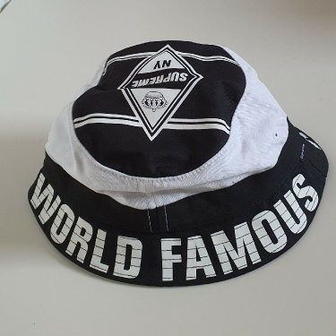 FW14 Supreme World Famous bucket hat