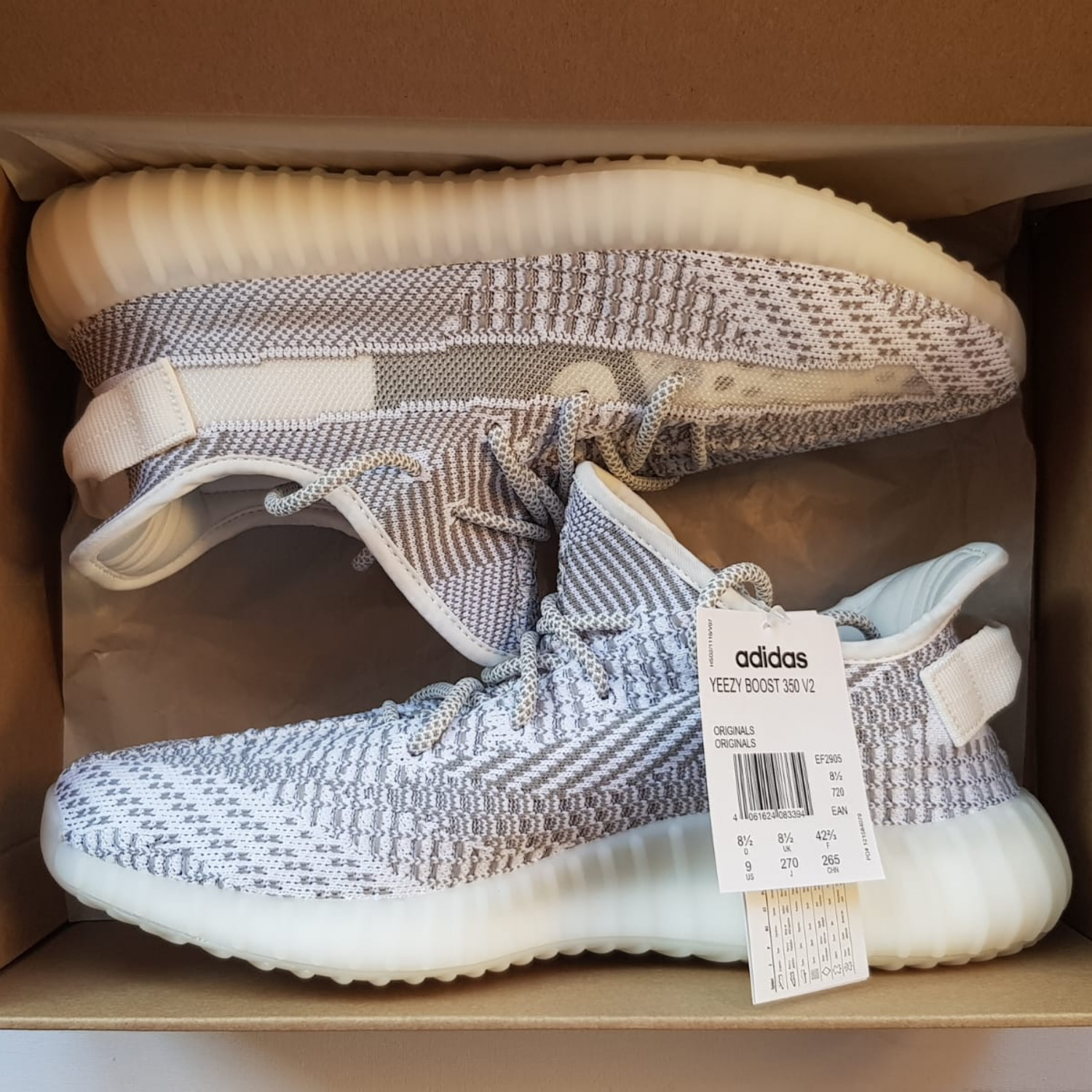 Yeezy Boost 350 V2 - Static Non-Reflective