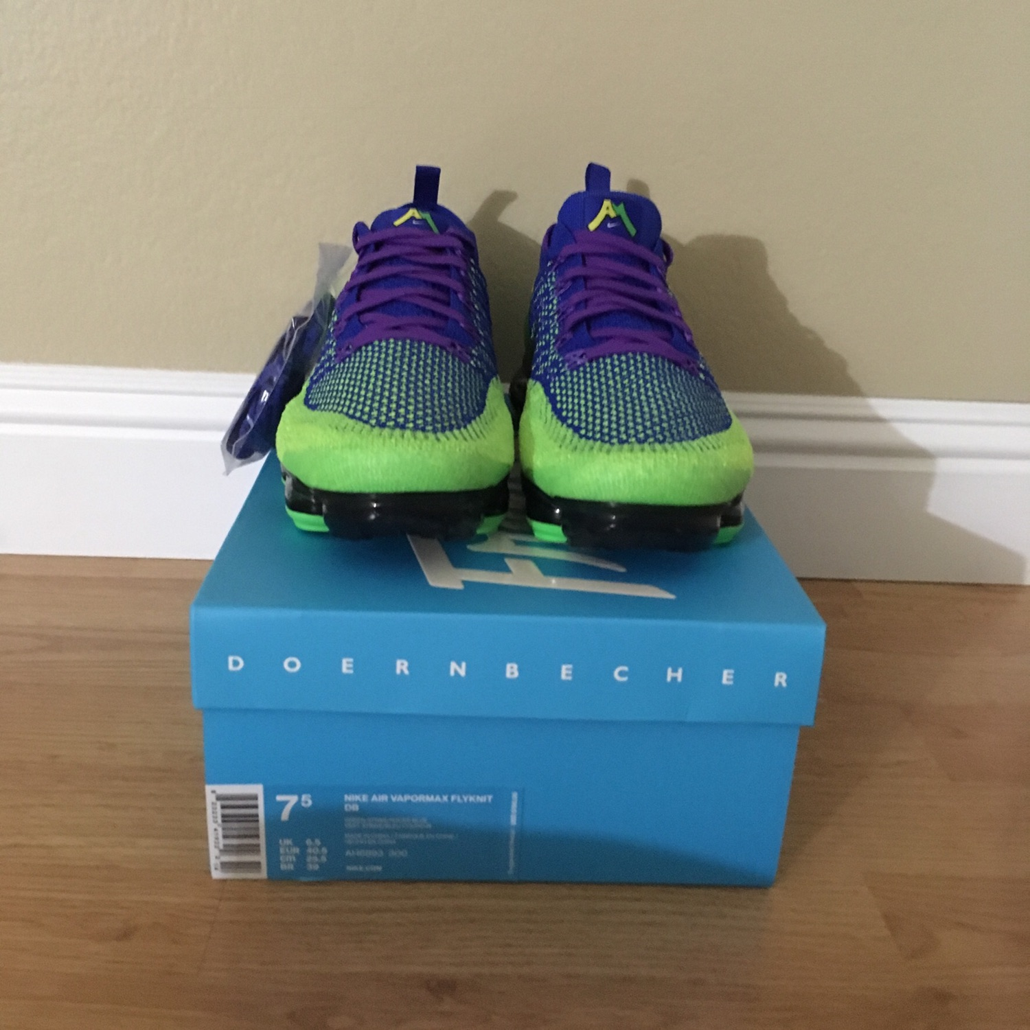 los angeles 55703 0afd5 Nike Air Vapormax Doernbecher