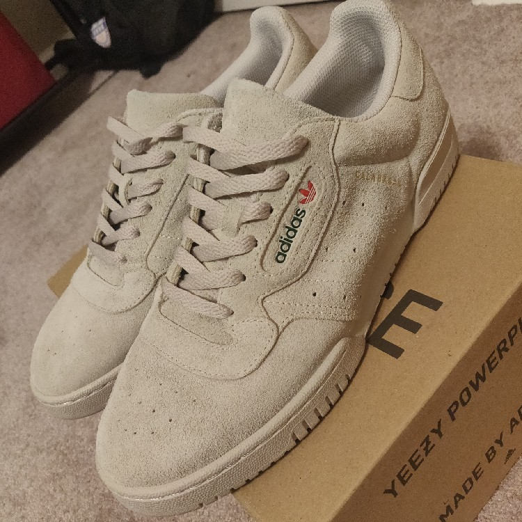 Yeezy Powerphase Calabasas Clear Brown