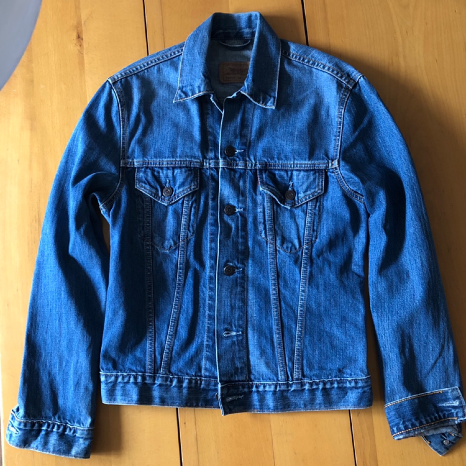 outlet store a4c66 54b02 Lewis Jeans Jacket