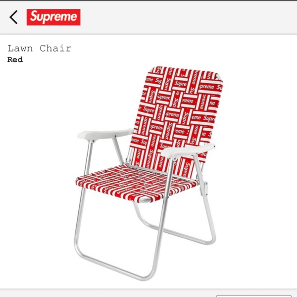 Supreme Lawn Chair [4 Available]
