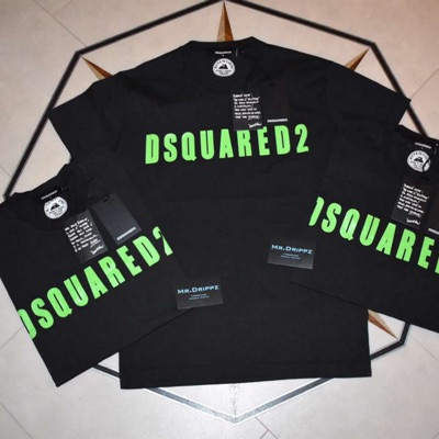 Dsquared Green Top