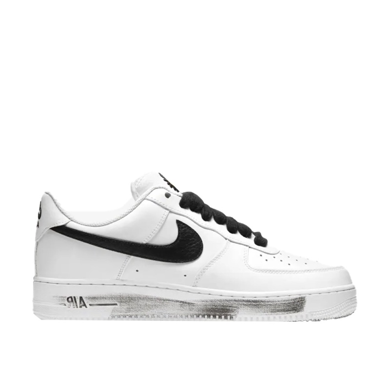 Nike Air Force 1 Low Paranoise White Black