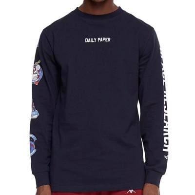 Daily Paper X Alpha Industries Long Sleeve