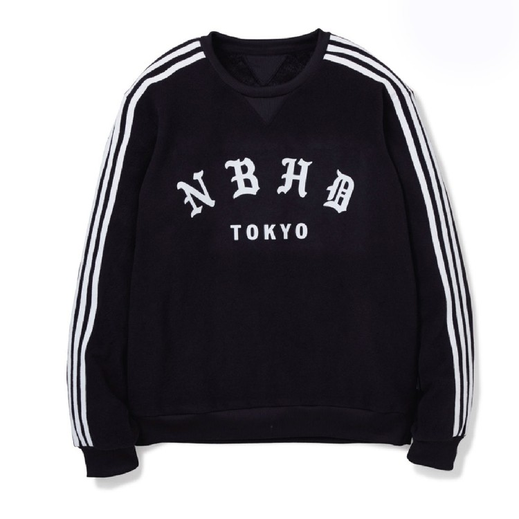 adidas x NEIGHBORHOOD Crewneck Black | Footshop