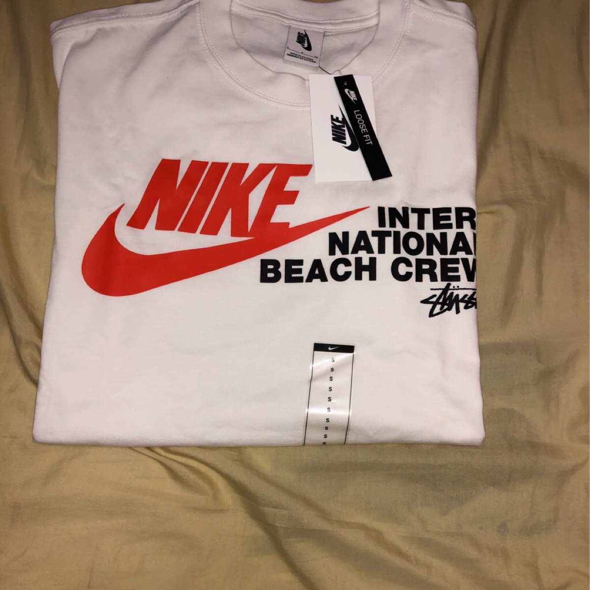 Stussy International Beach Crew Tee