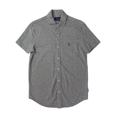 Polo Ralph Lauren Men's Grey Shirt