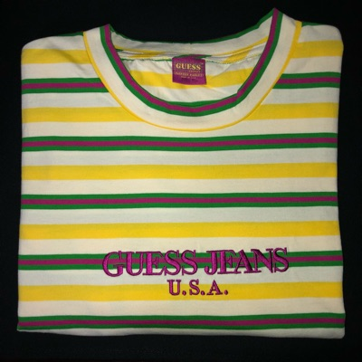 Guess X Sean Wotherspoon Farmers Market Tee