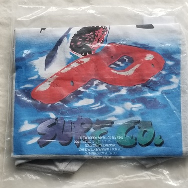 Palace Surf Co Shark T-Shirt Size L