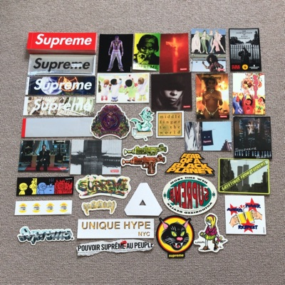 Supreme Sticker Bundle