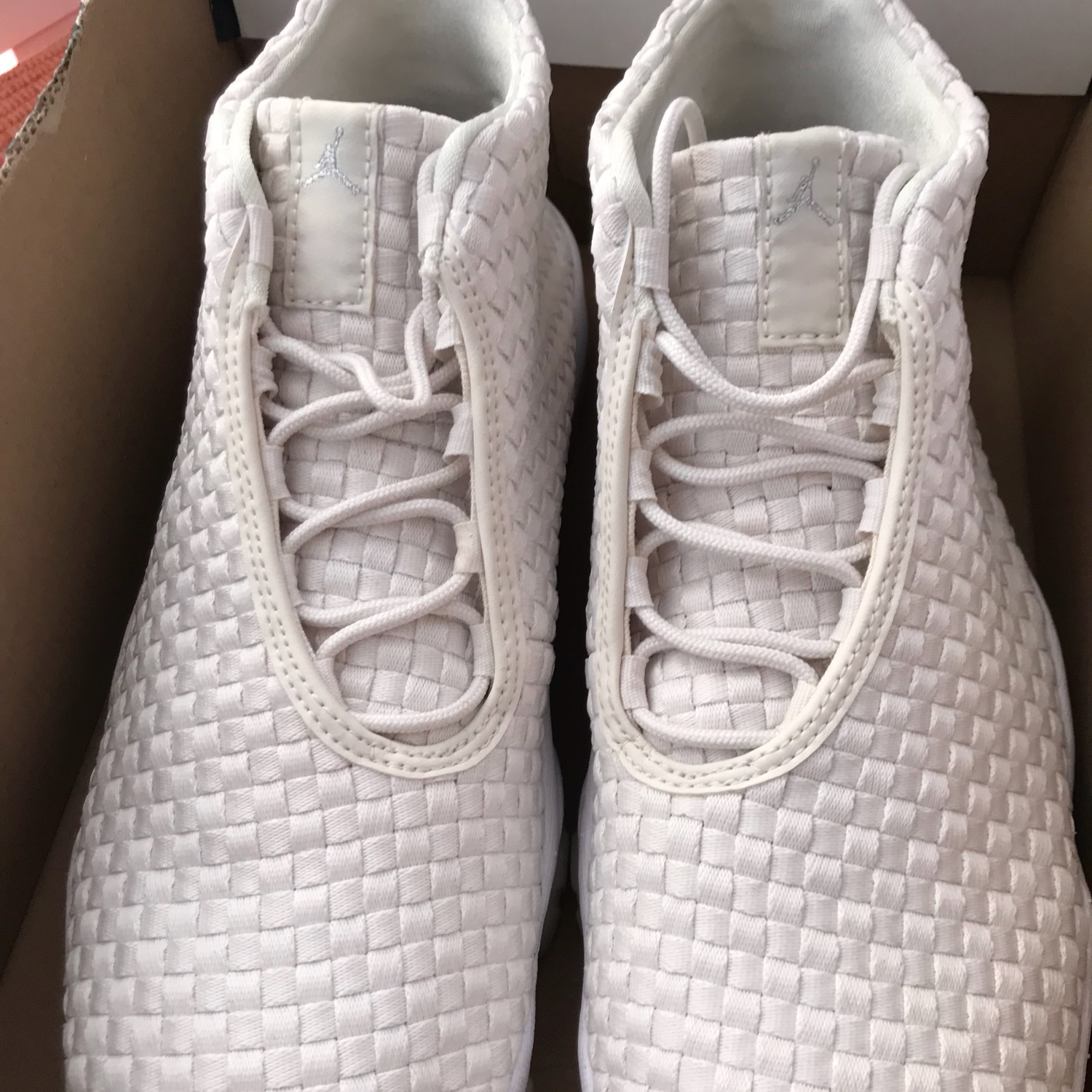 to buy unique design huge selection of Scarpe Nike Air Jordan Future - Total White Tg. 43