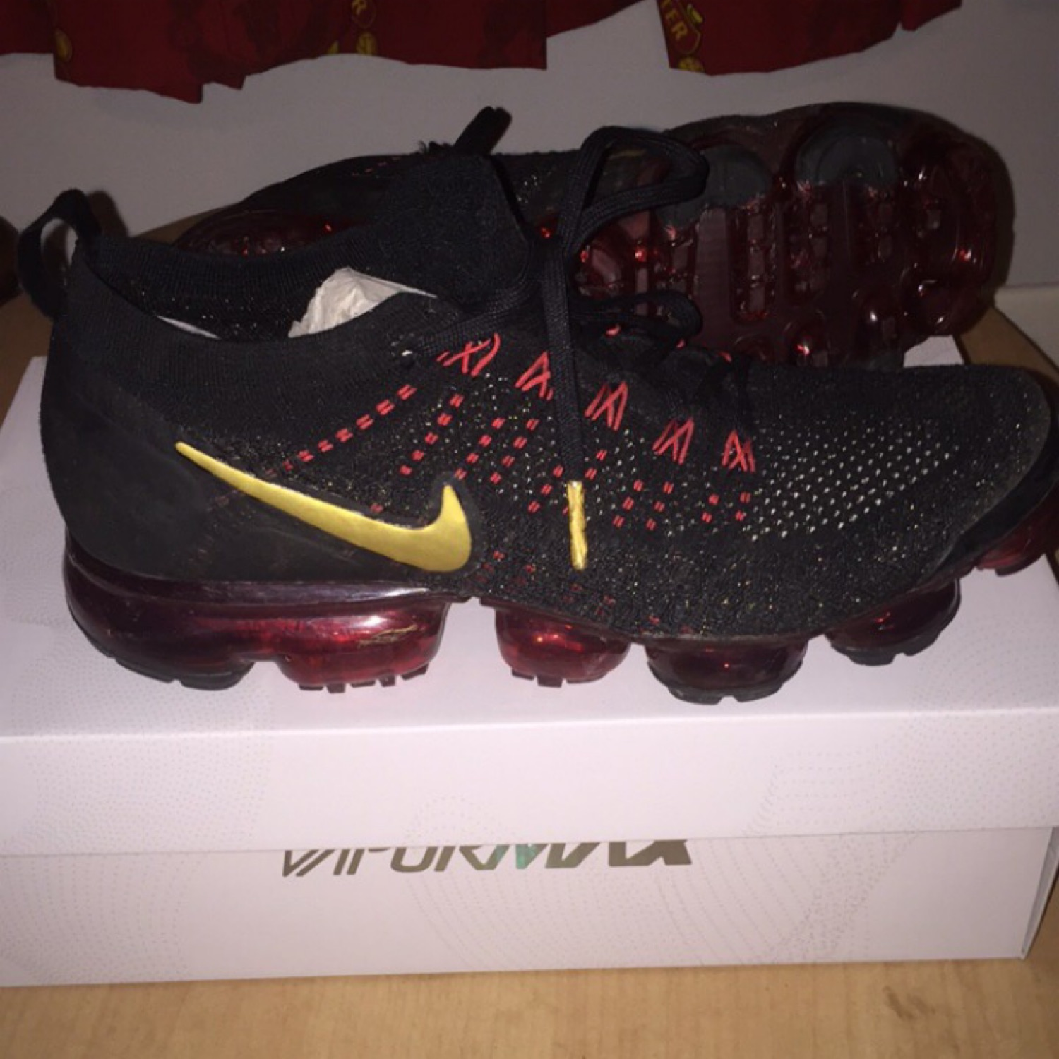 Nike Air Vapormax Flyknit 2 Chinese New
