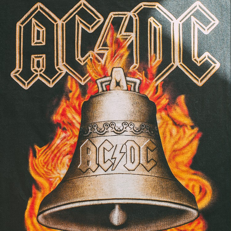 ACDC Hell's Bells - Early 00s T-Shirt