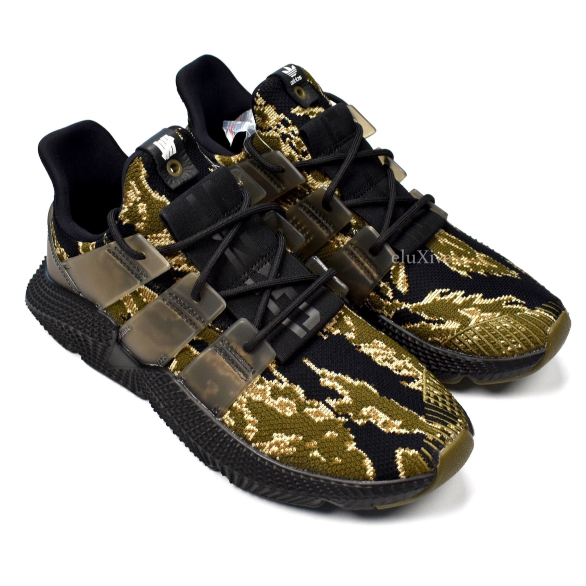 on sale ba126 9c713 Adidas X Undefeated Prophere Tiger Camo New