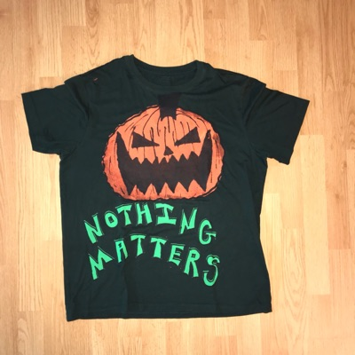 Asspizza Nothing Matters Tee Ny Exclusive
