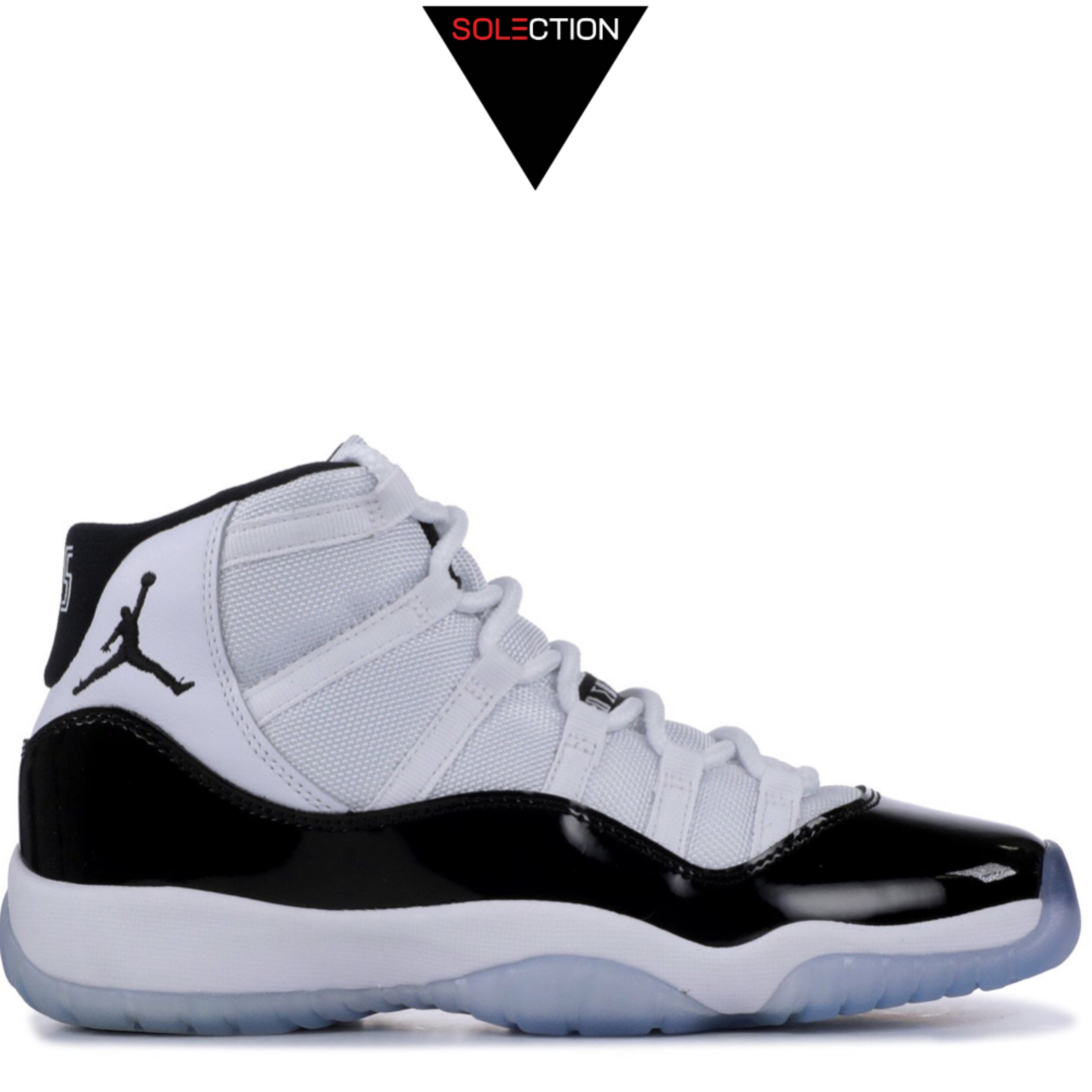 outlet store d9f9e 01160 Nike Air Jordan 11 Concord Retro Gs 6Y