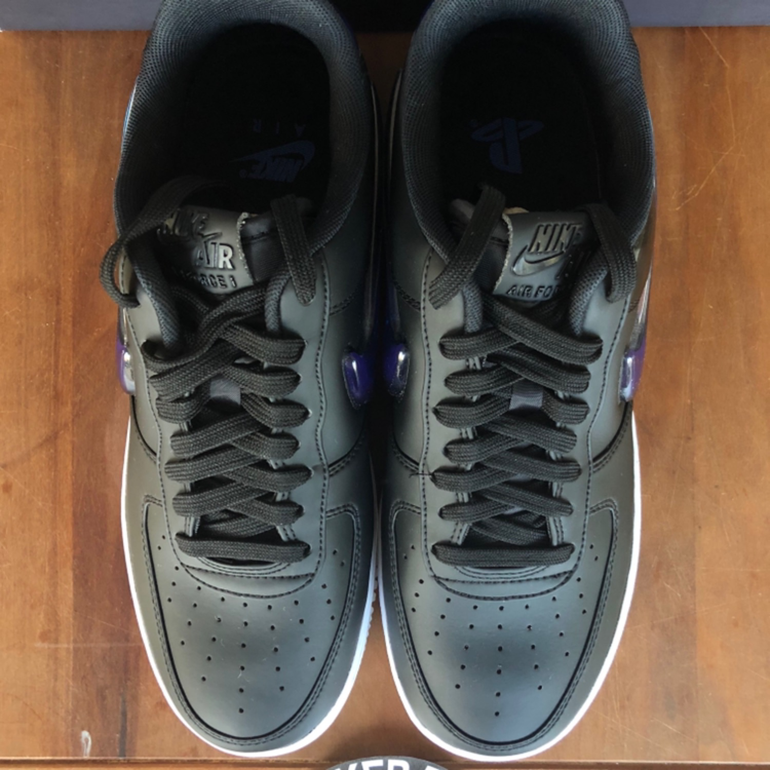"""Nike Air Force 1 Low """"Playstation"""" 2018 Us 9.5"""
