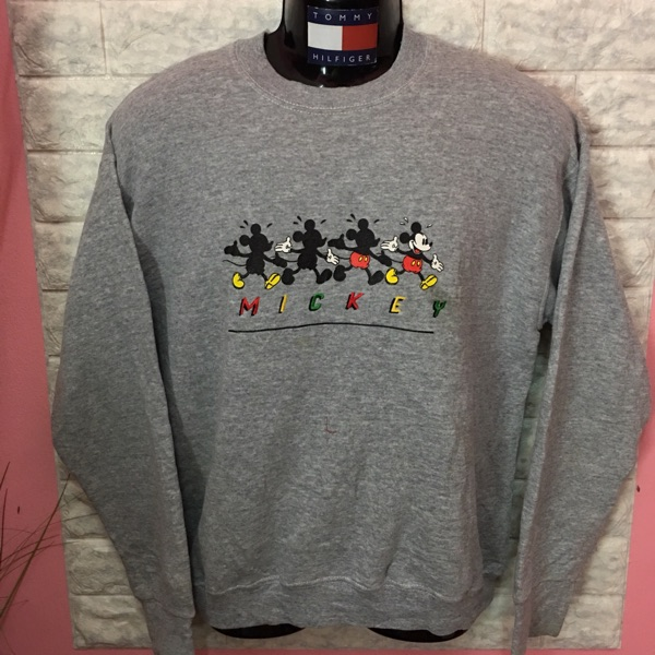 Vintage Sweatshirt Mickey Mouse