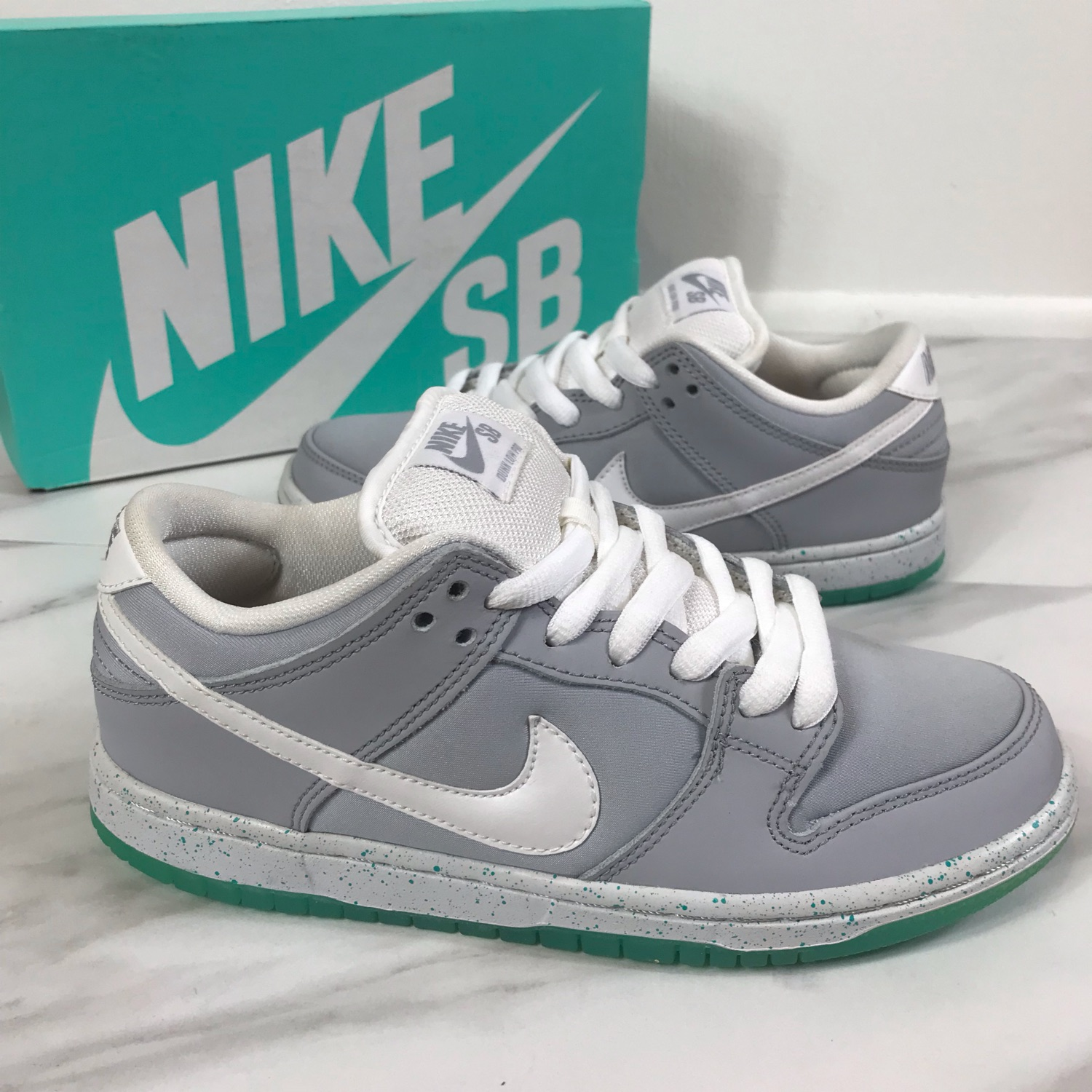 sports shoes 80bda de079 Marty Mcfly Nike Sb Dunks