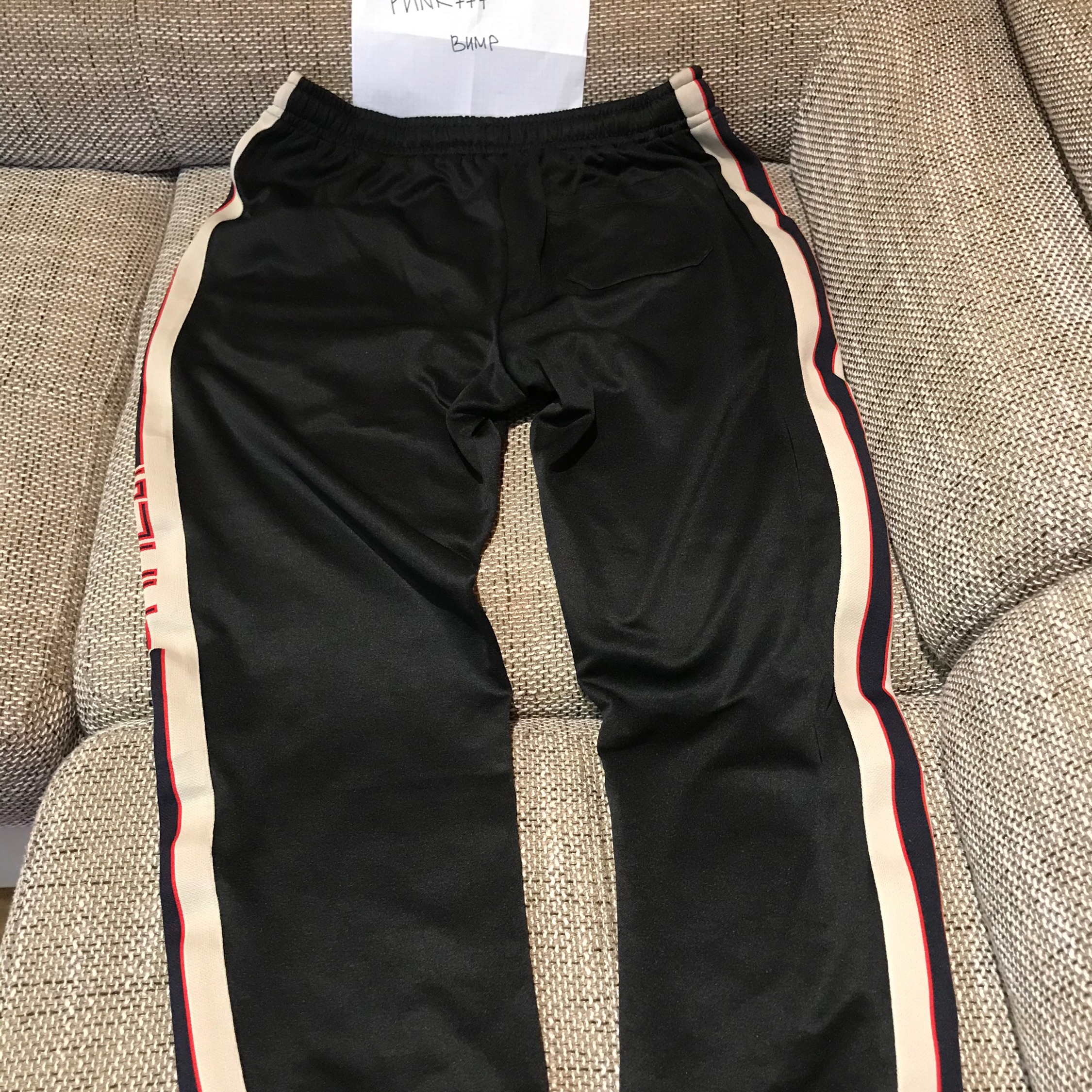Gucci Technical Jersey Pant
