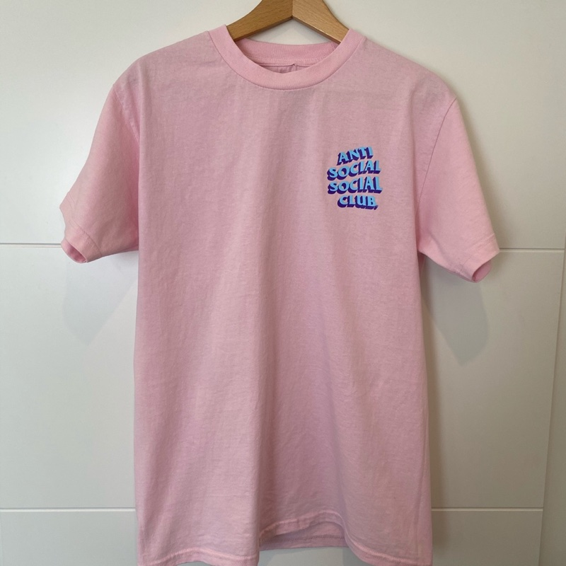 T-shirt anti social social club
