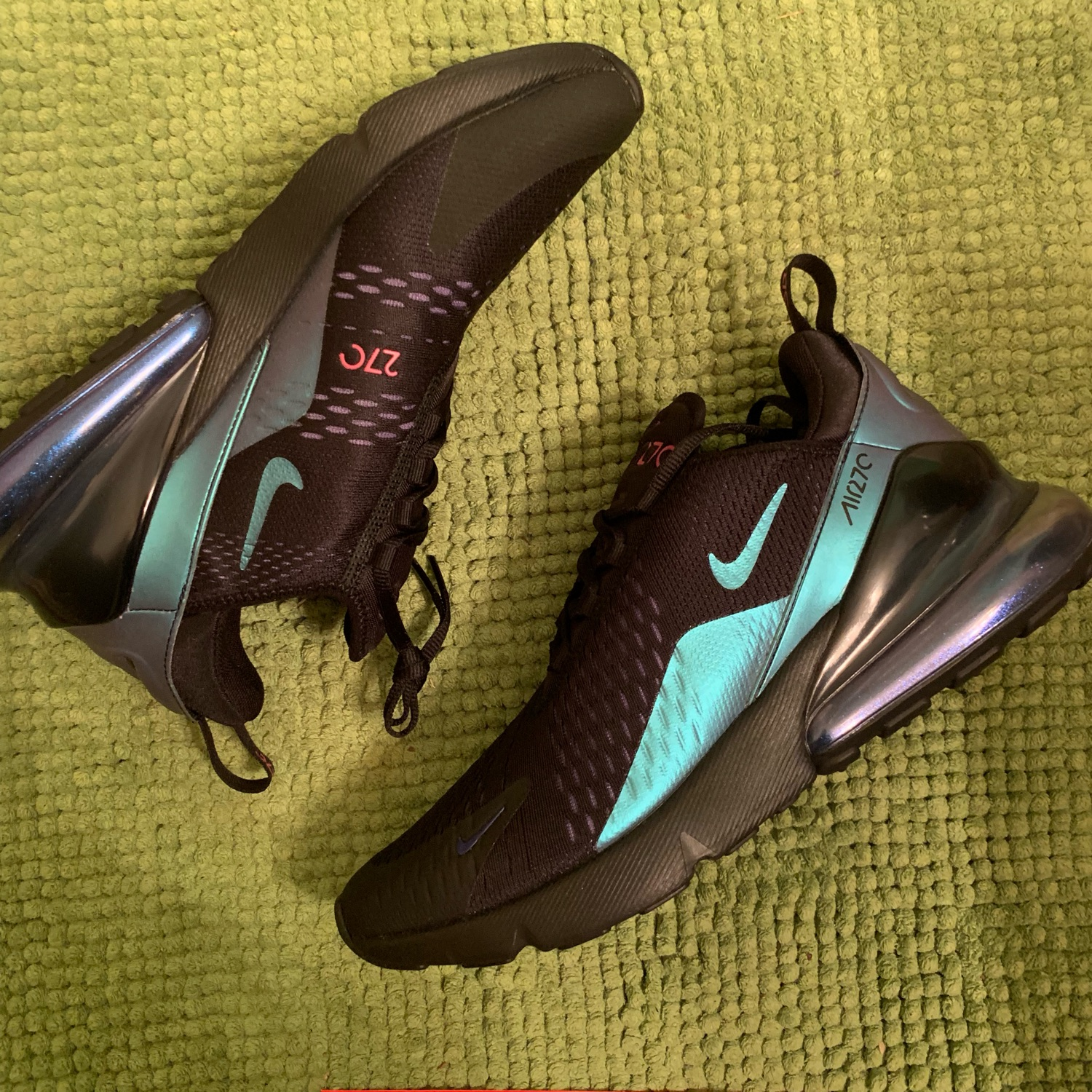 best website 48af3 d73ab Nike Air Max 270 Throwback Future Size 10.5