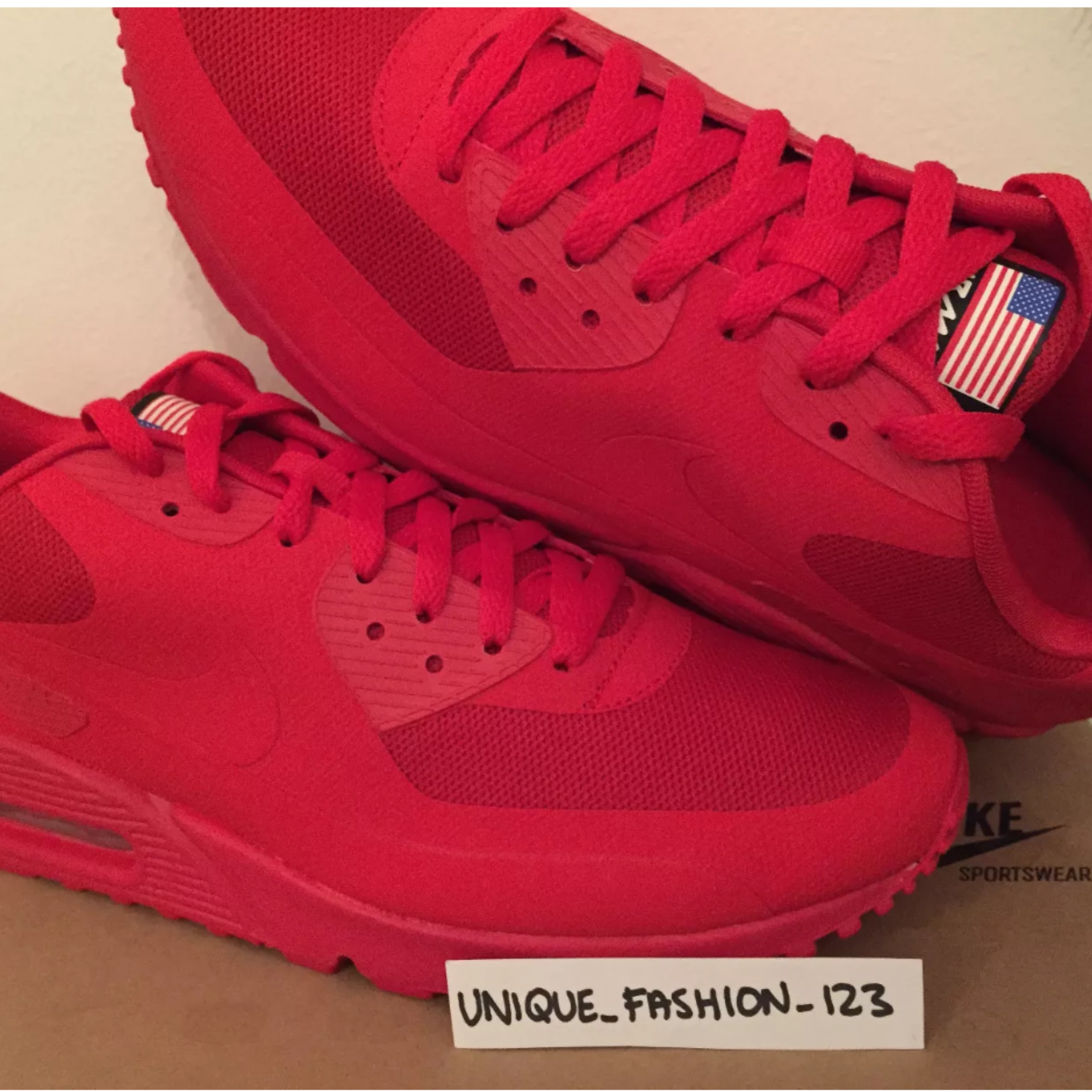 la meilleure attitude c72e9 d16d1 Nike Air Max 90 Hyperfuse Independence Day