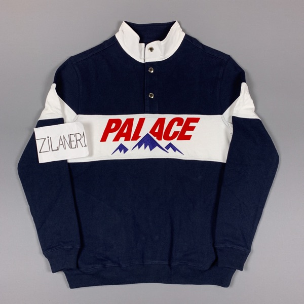Palace Pwoppa Sweat Navy