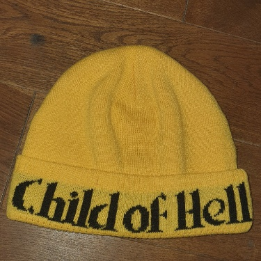 FW15 Supreme Child of Hell beanie