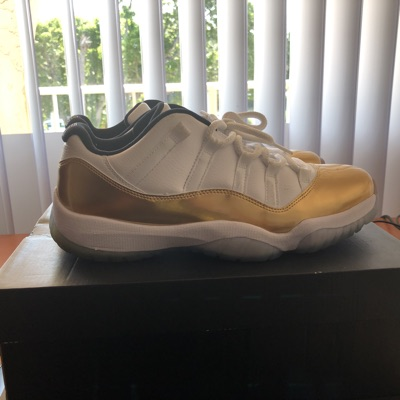 "Air Jordan Low 11 ""Closing Ceremony"""