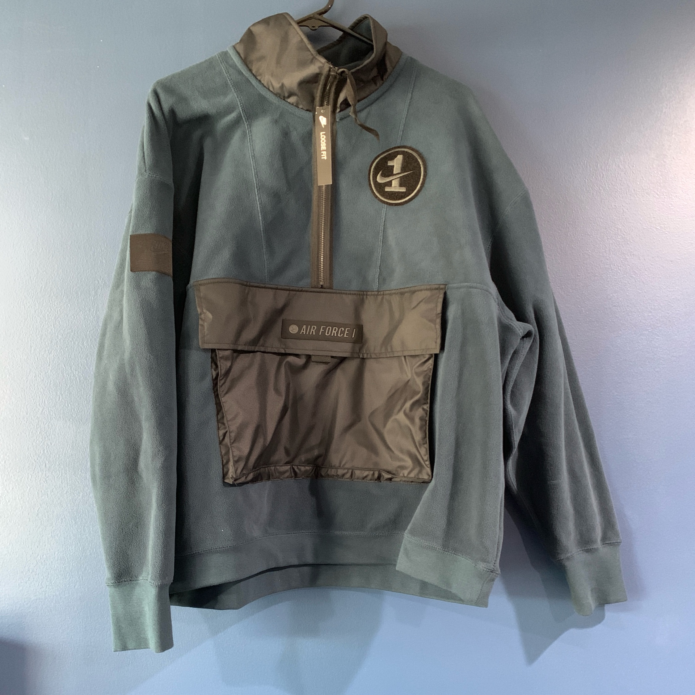 Nike Force Force Pullover Air Air Nike Air Pullover Force 1 1 Nike vN8wn0m