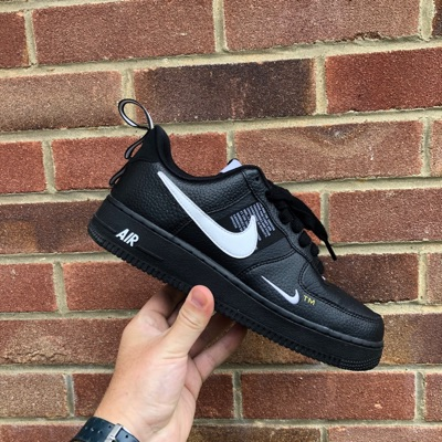 Air Force 1 Low Utility Black White