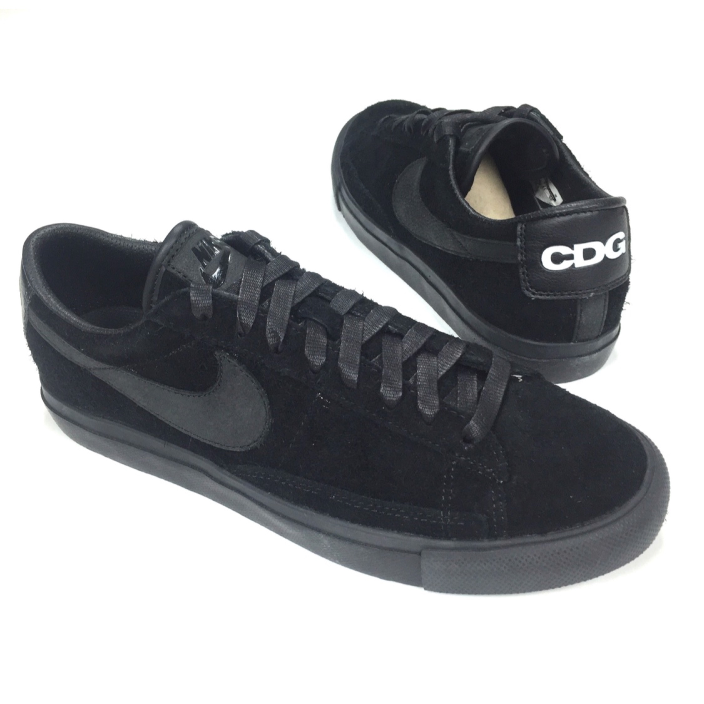 best loved 074b4 a7406 Comme Des Garcons X Nike Cdg Blazer Low 8