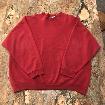 Vintage Hanes Vintage Ultimate Cotton Crewneck