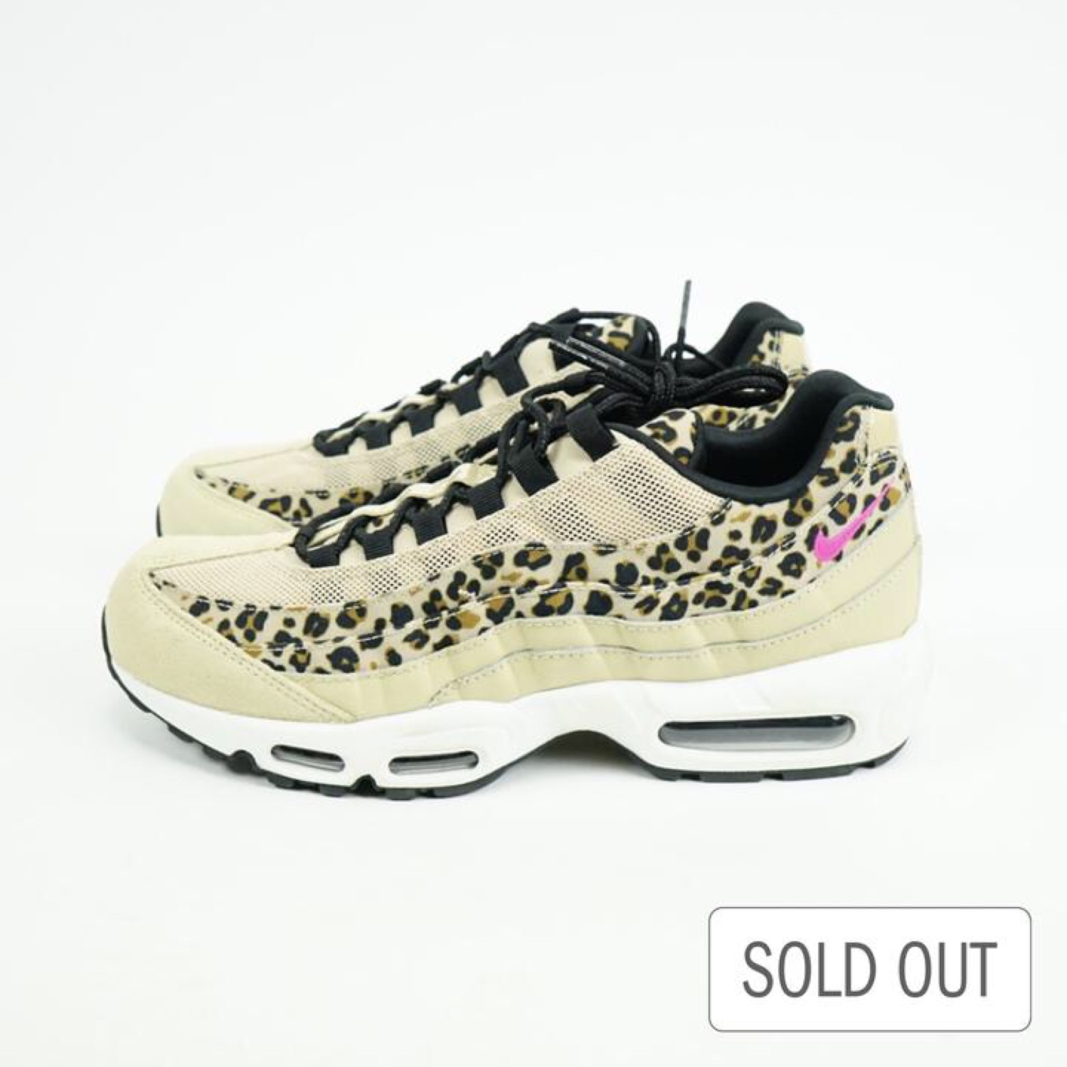 super cute adfc2 4d2a9 Nike Air Max 95 Premium Animal Pack Desert Ore (W)