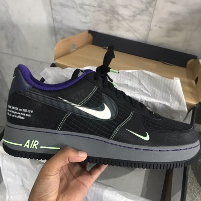 Nike Air Force 1 Low Vapour Green