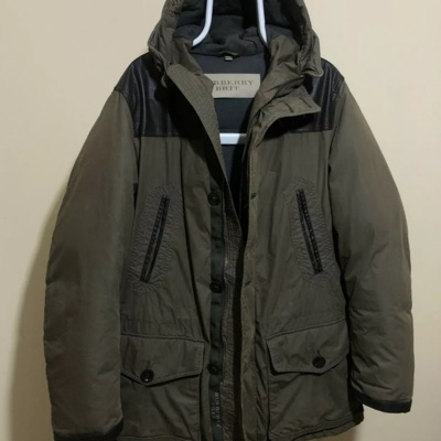 Men's Burberry Brit Down Jacket Coat Winter M