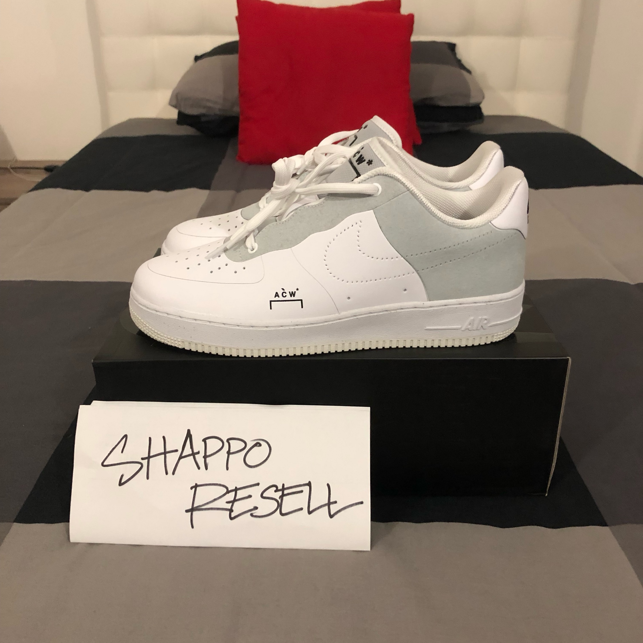 timeless design 71adc 1ff55 Nike X Acw Air Force 1 Low Us 10.5