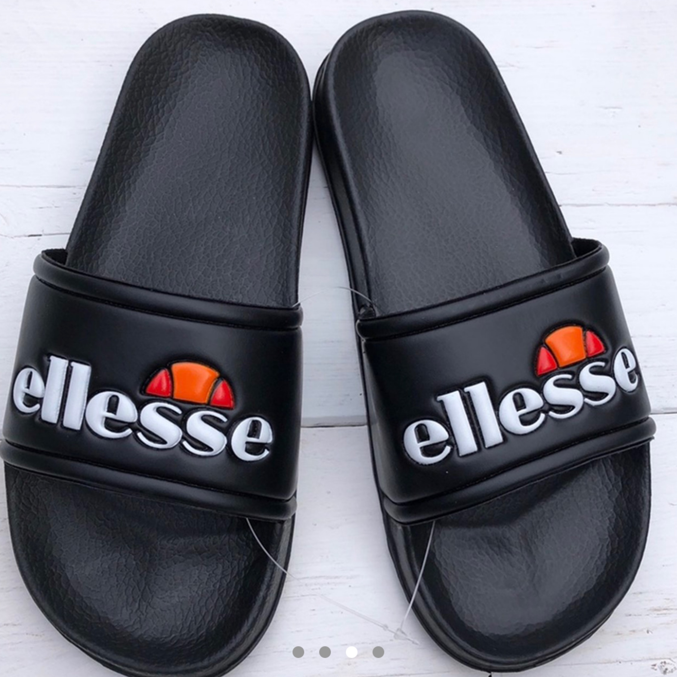 Brand New Ellesse Sliders
