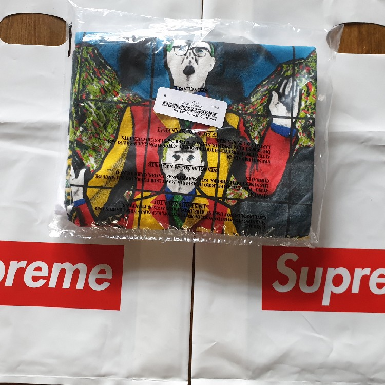 FREE DELIVERY Gilbert & George/Supreme LIFE Tee
