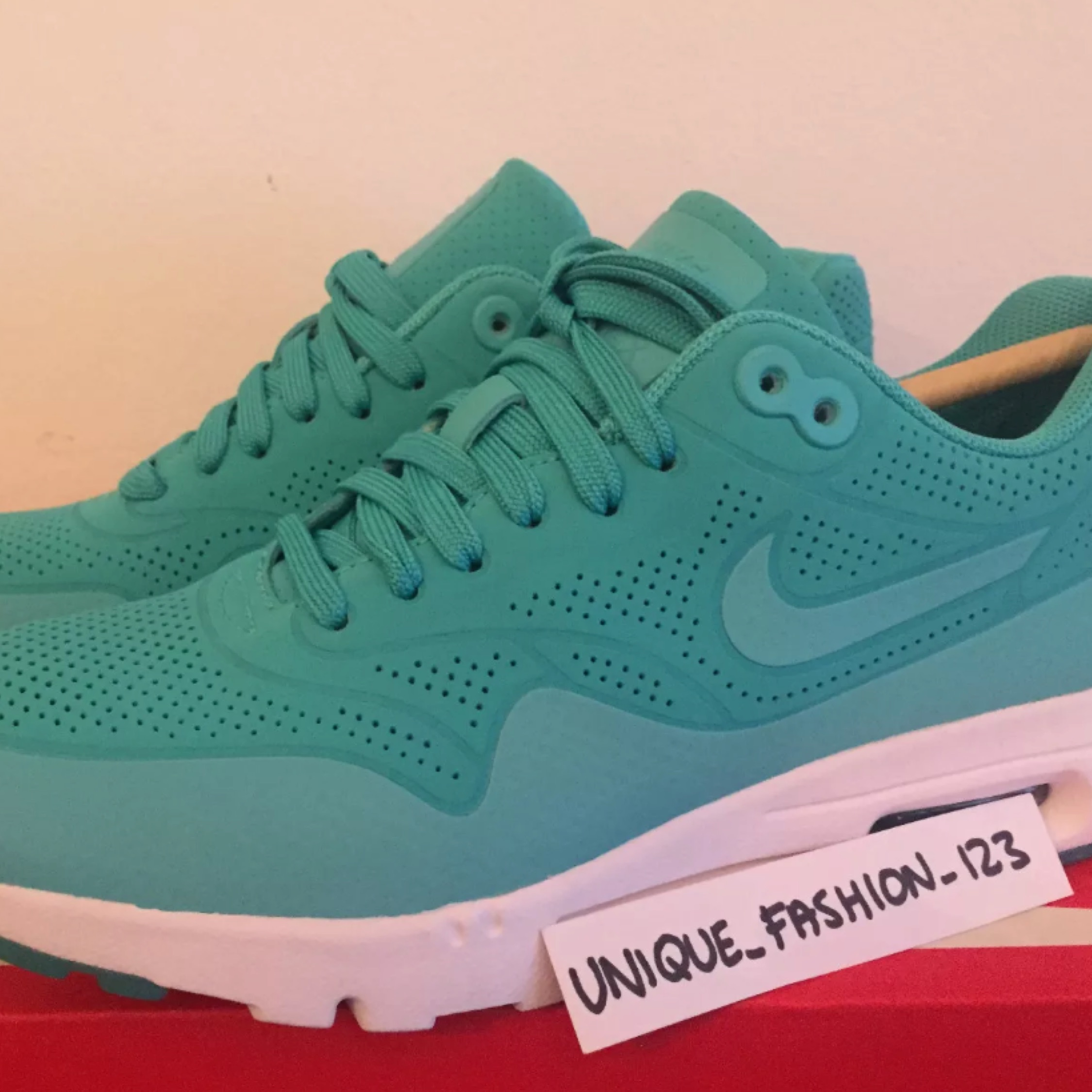 Nike Air Max 1 Ultra Moire Us6 New