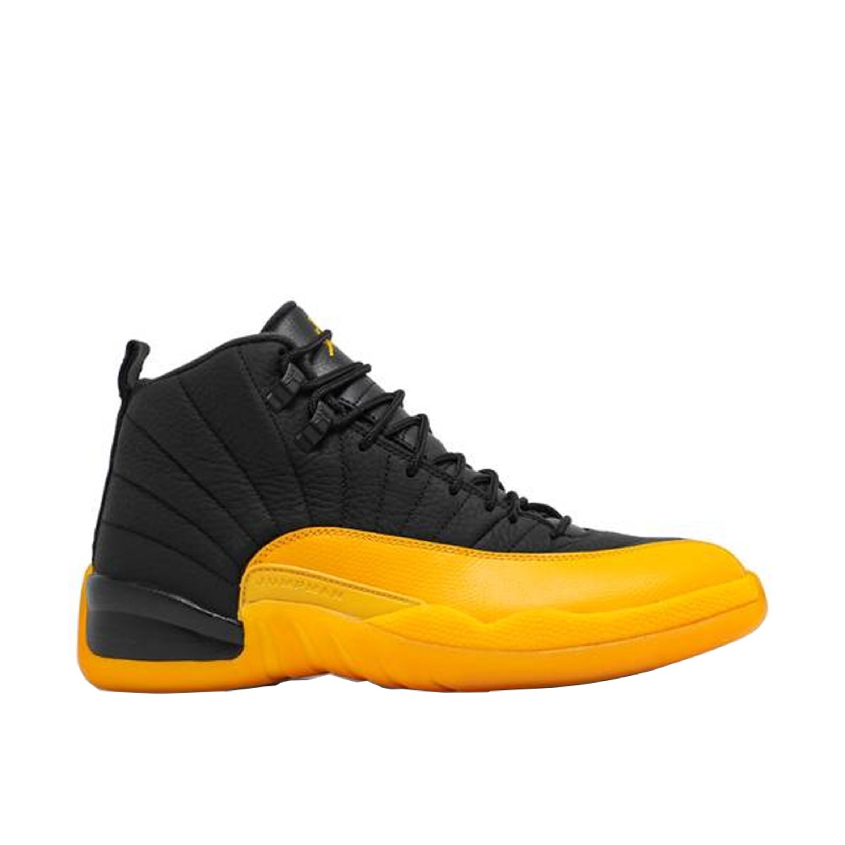Jordan 12 Retro Black University Gold