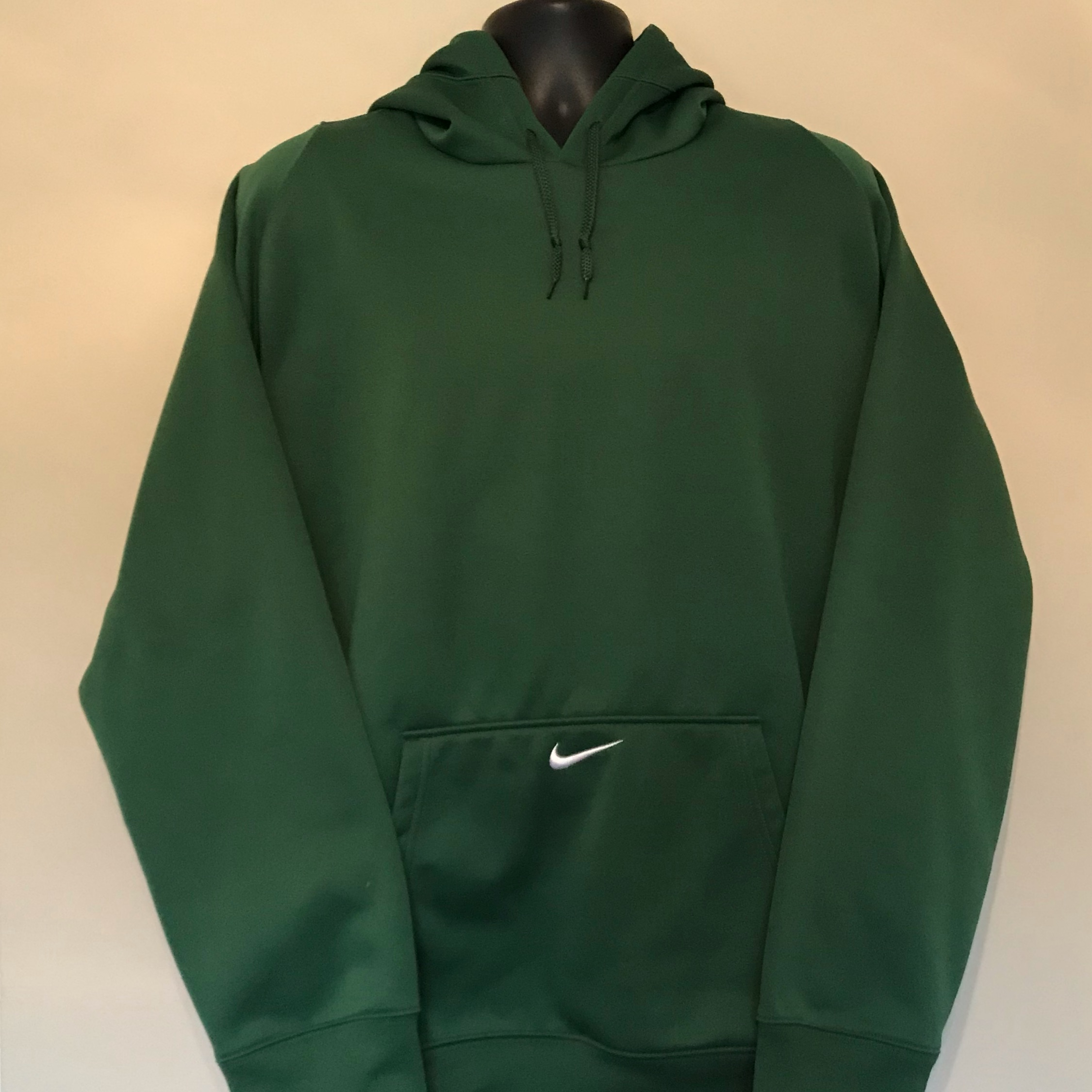 fresh styles special for shoe new release Nike Therma Middle Swoosh Logo Hoodie Sweatshirt